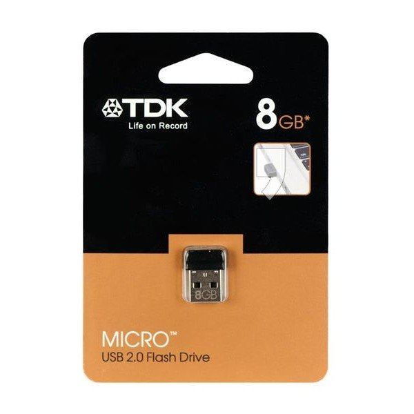 Памет USB TDK USB FLASH MICRO 8GB