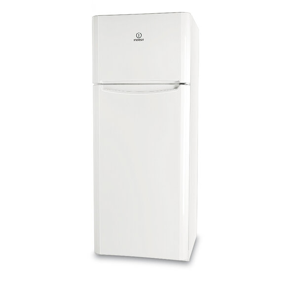 Хладилник с горна камера Indesit TIAA 10 , 252 l, A+ , Бял , Статична