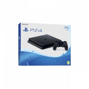 Конзола Sony PS4 500GB D CHASSIS BLACK