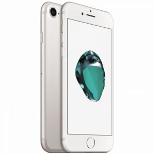 Мобилен телефон Apple IPHONE 7 128GB SILVER MN932
