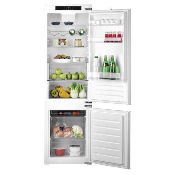 Вграден хладилник с фризер Hotpoint-Ariston BCB 7525 E C AA , 286 l, A+ , Бял , Статична