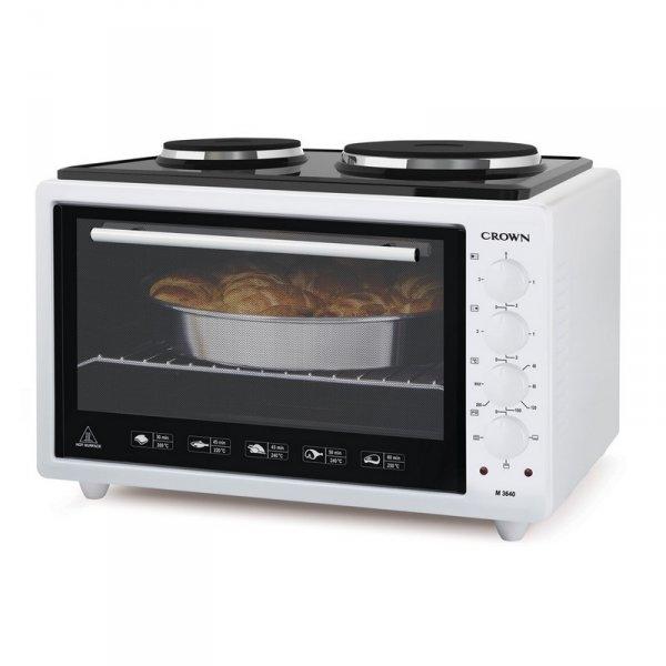 Готварска печка (мини) Crown M3640