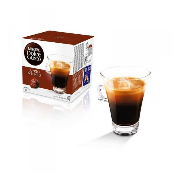 Кафе NESCAFE®  Dolce Gusto® LUNGO INTENSO