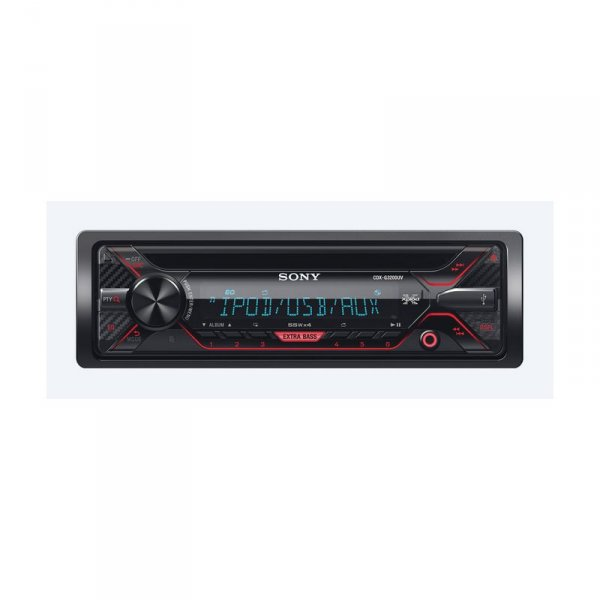 Авто CD Sony CDX G3200UV
