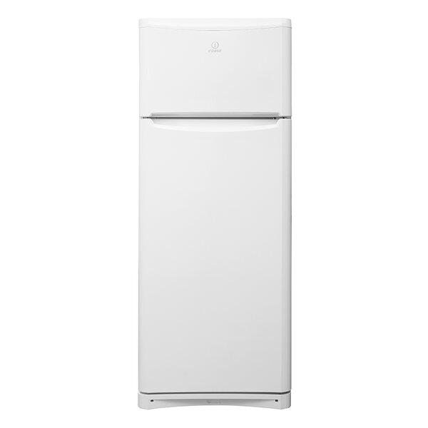 Хладилник с горна камера Indesit TAA 5 *** , 415 l, A+ , Бял , Статична