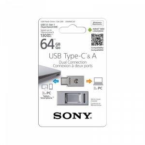 Памет USB Sony USM64CA1 64GB USB TYPE-C
