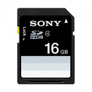 Карта памет Sony SF16N4 16GB SDHC CARD