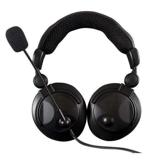 Слушалки с микрофон Modecom MC-826 HUNTER С МИКРОФОН