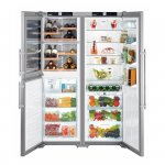 Хладилник с фризер Liebherr SBSES 7165-21(SWTNES3010 + SKBES 4213)