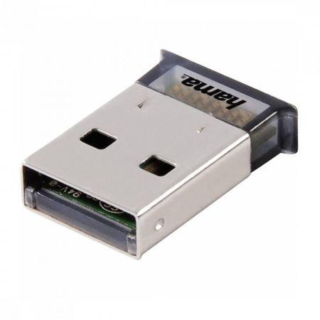 Комп. аксесоар Hama 49218 USB BLUETOOTH ADAPTER 4.0+HS
