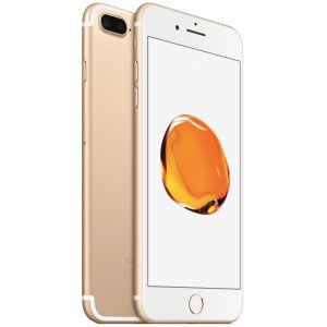 Мобилен телефон APPLE IPHONE 7 PLUS 32GB GOLD MNQP2