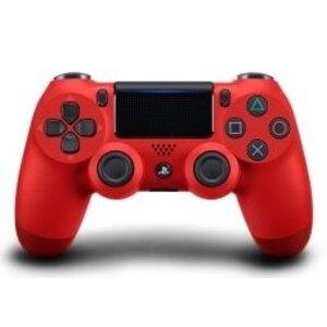 Джойстик PlayStation DUALSHOCK 4 V2 MAGMA RED