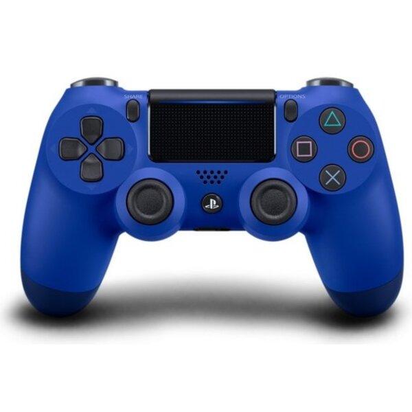 Джойстик PlayStation DUALSHOCK 4 V2 WAVE BLUE