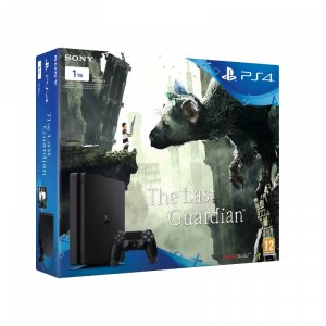 Конзола Sony PS4 1TB SLIM + THE LAST GUARDIAN