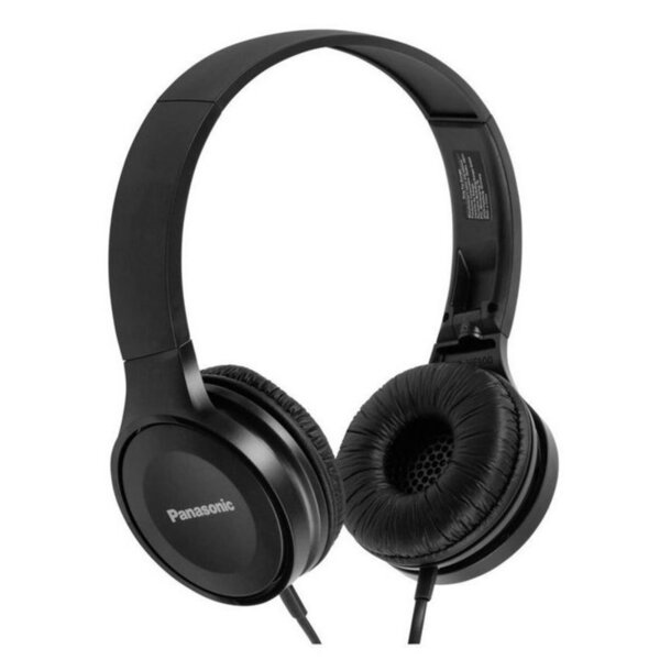 Слушалки с микрофон Panasonic RP-HF100ME-K
