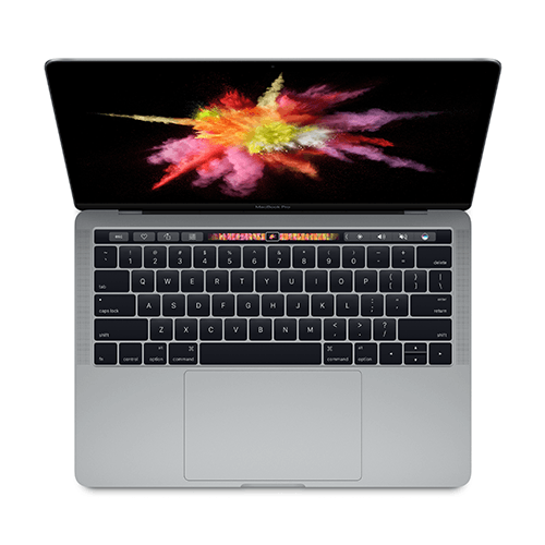 "Ноутбук APPLE MACBOOK PRO 13"" 256GB TOUCHBAR MLH12"