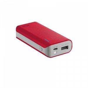Външна батерия Trust PRIMO 4400 MAH ЧЕРВЕНА