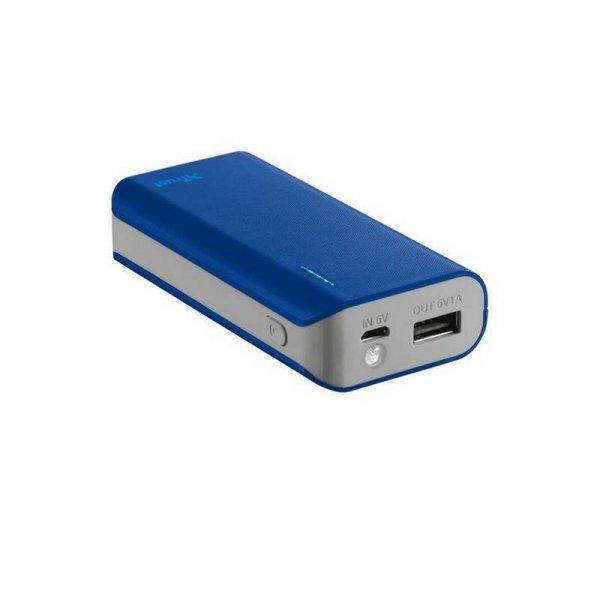 Външна батерия Trust PRIMO 4400 MAH СИНЯ