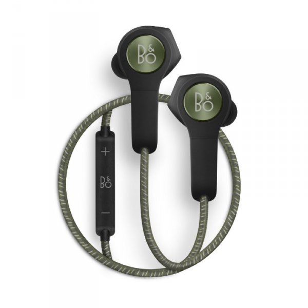 Слушалки B&O BEOPLAY H5 BLUETOOTH/WIRELESS MOSS GREEN