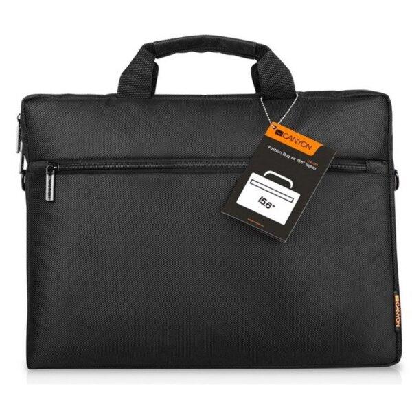 """Чанта за лаптоп Canyon CNE-CB5B2 15.6"""" BLACK"""
