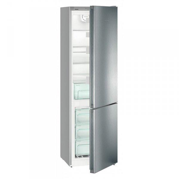 Хладилник с фризер Liebherr CNEL 4813*** , 338 l, A++ , No Frost , Инокс