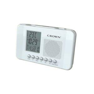 Радиочасовник Crown C0204FMW
