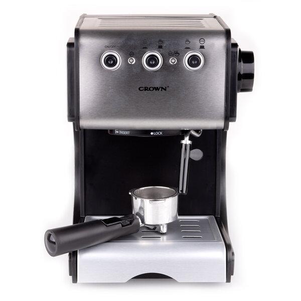 Кафемашина Crown CEM-1524 , 1050 W, 15 Bar, Еспресо