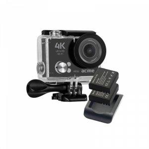 Камера ACME VR06 4K WI-FI + 2 БАТЕРИИ