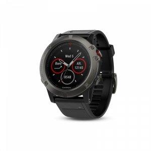 Смарт часовник Garmin FENIX 5X SAPPHIRE GREY 010-01733-01