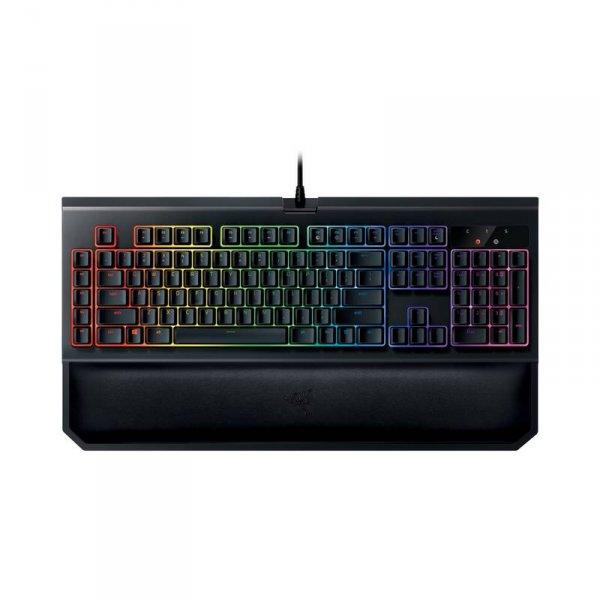 Клавиатура RAZER BLACKWIDOW CHROMA V2 RZ03-02030100-R3M1