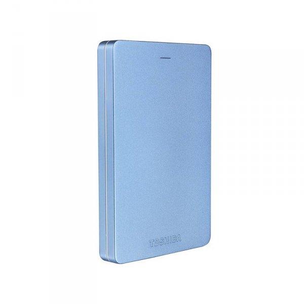 """Външен хард диск Toshiba CANVIO ALU BLUE 1TB 2.5"""" HDTH310EL3AA"""