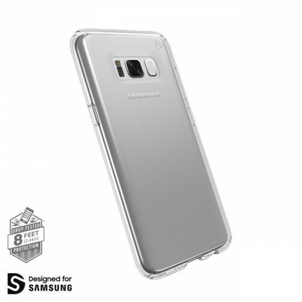 Калъф за смартфон Speck SAMSUNG GALAXY S8 CLEAR 90253-5085