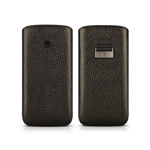 Калъф Beyza RETRO STRAP IPHONE 7 (6S) BLACK BZ10728***