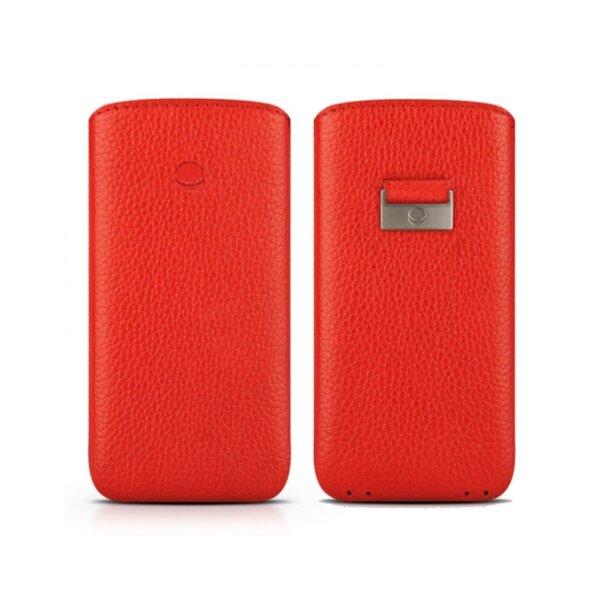 Калъф Beyza RETRO STRAP IPHONE 7 (6S) RED BZ10742***