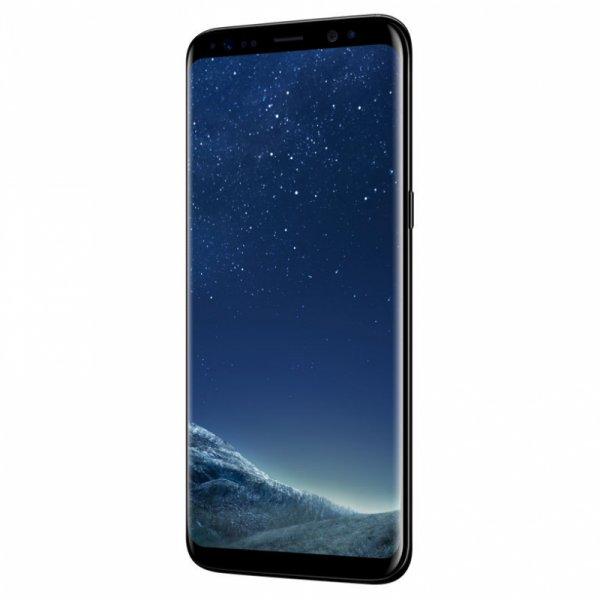 Мобилен телефон Samsung SM-G950F GALAXY S8 BLACK