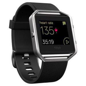 Смарт часовник Fitbit BLAZE BLACK L FB502SBKL***