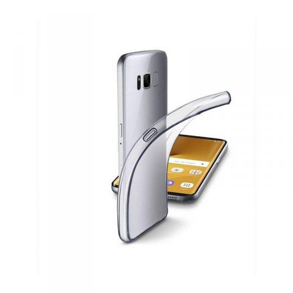 Калъф за смартфон Cellularline FINE SAMSUNG GALAXY S8 PLUS ПРОЗРАЧЕН