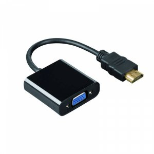 Адаптер Hama 54569 HDMI-VGA M-F