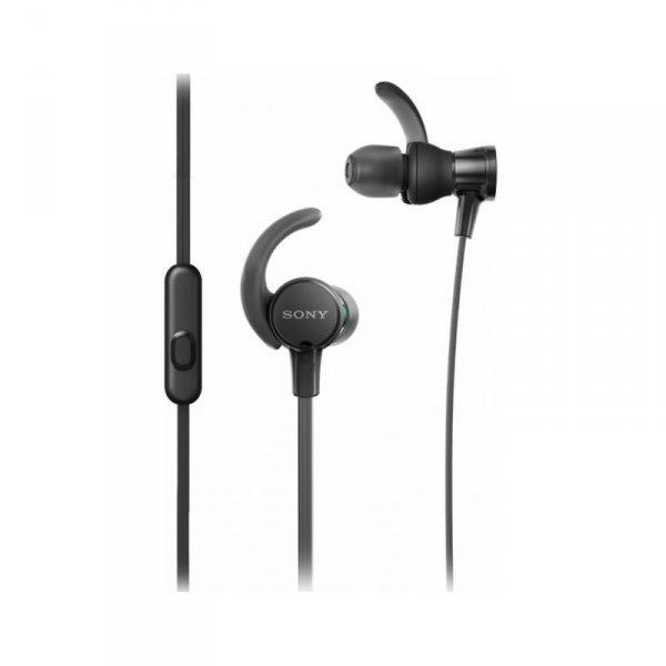 Слушалки с микрофон Sony MDR XB510ASB