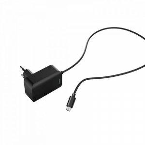 Зарядно устройство Hama 178247 EASY 220V/5V 2.4A MICRO USB