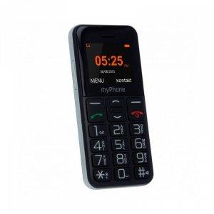 Мобилен телефон myPhone HALO EASY BLACK
