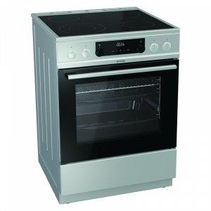 Готварска печка (ток) Gorenje EC6352XPA , 600/850/600 ш/в/д mm, 65 , Керамични