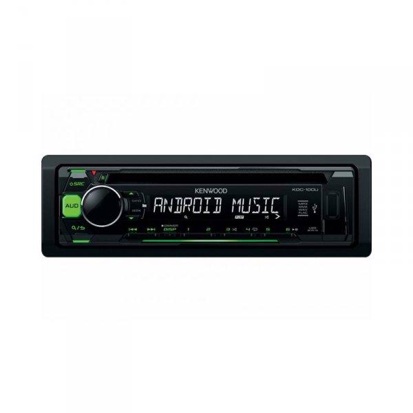 Авто CD Kenwood KDC-100UG