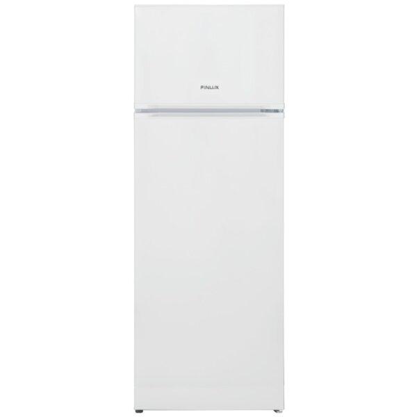 Хладилник с горна камера Finlux FXRA 2831 , 243 l, F , Бял , Статична