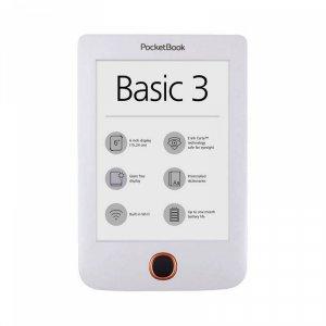 """Електронна книга PocketBook 614-2 BASIC 3 WHITE 6"""" , 6.00000 , 8"""