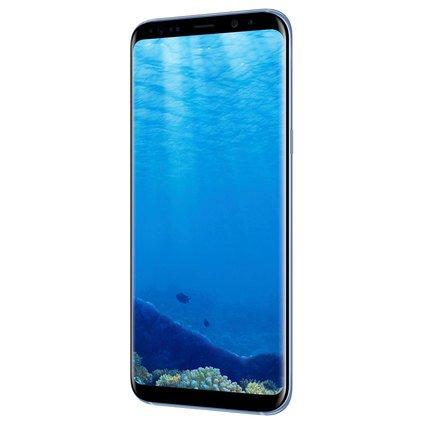 Мобилен телефон Samsung SM-G955F GALAXY S8+ BLUE