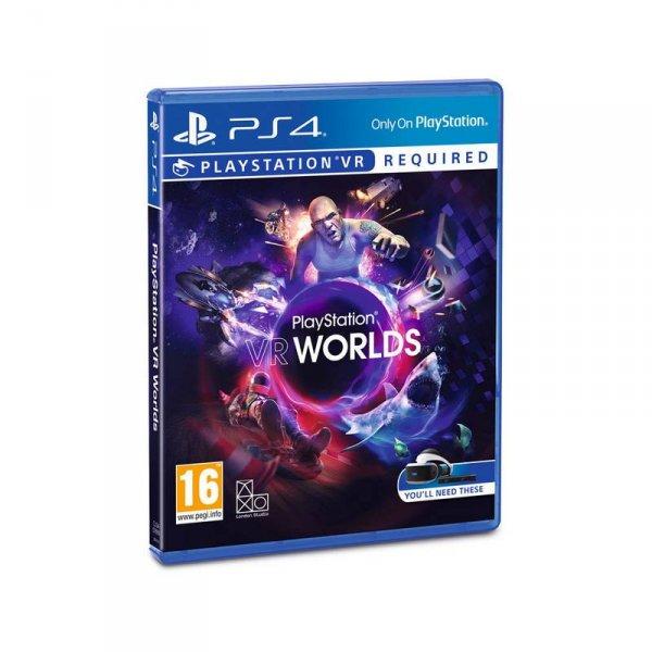 Игра PlayStation 4 VR WORLDS