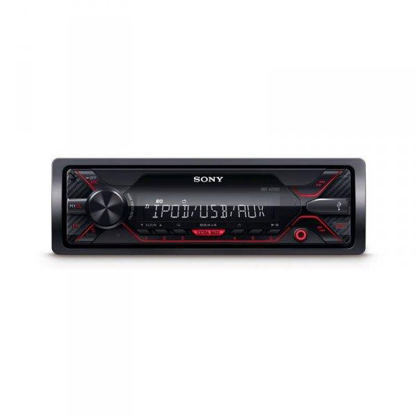 Авторесийвър Sony DSX-A210UI