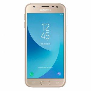 Мобилен телефон Samsung SM-J330F GALAXY J3 2017 SINGLE SIM GOLD