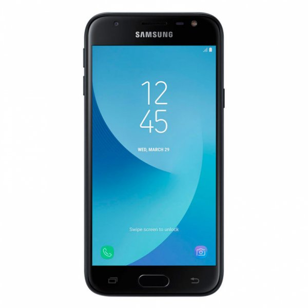 Мобилен телефон Samsung SM-J330F GALAXY J3 2017 SINGLE SIM BLACK